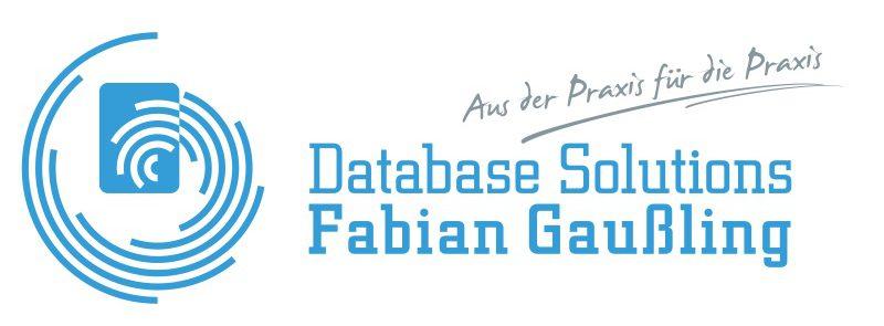 Database Solutions Fabian Gaußling